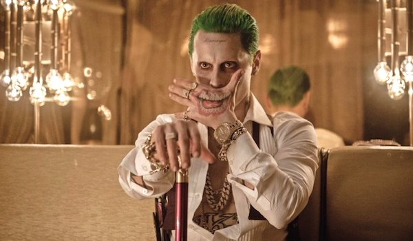 Jared Leto Hand Smile Tattoo Suicide Squad