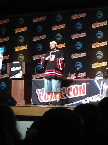 Kevin Smith Comic Book Men Panel NYCC 2016