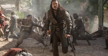 Luke Arnold Black Sails Season 4