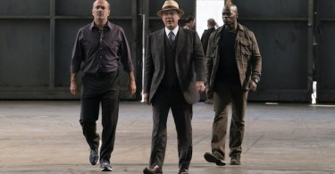Matt Servitto James Spader Hisham Tawfiq The Blacklist