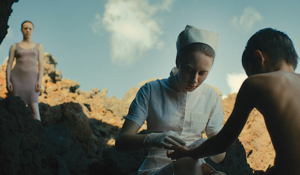 Max Brebant Nurse Mother Evolution