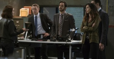 Megan Boone Diego Klattenhoff Amir Arison Mozhan Marno Harry Lennix The Blacklist