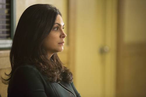 Morena Baccarin Follow The White Rabbit Gotham