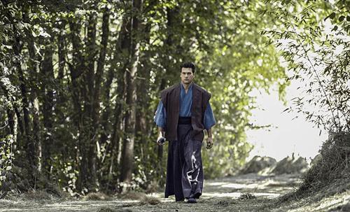 Nick Zano Legends of Tomorrow Shogun