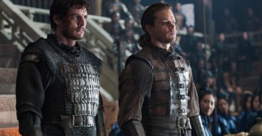 Pedro Pascal Matt Damon The Great Wall
