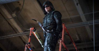 Stephen Amell Arrow A Matter of Trust