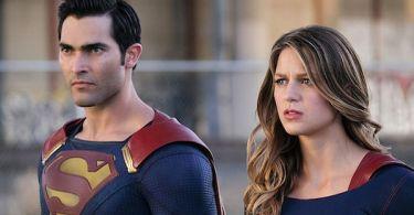SUPERGIRL: Season 2 TV Show Trailers: Superman & Supergirl Take