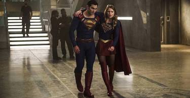 Tyler Hoechlin Melissa Benoist The Last Children of Krypton Supergirl