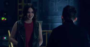 Violett Beane Magenta The Flash Trailer