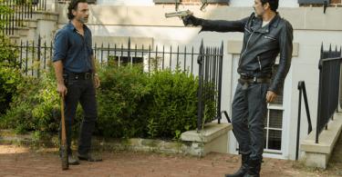 Andrew Lincoln Jeffrey Dean Morgan The Walking Dead Service