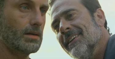 Andrew Lincoln Jeffrey Dean Morgan The Walking Dad Service