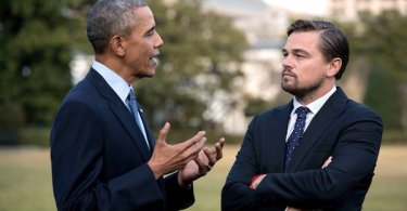 Barack Obama Leonardo DiCaprio Before The Flood