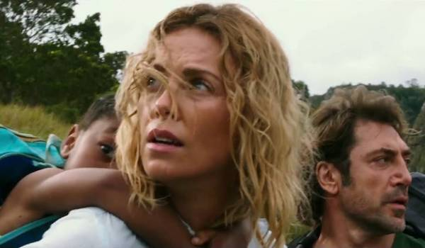 Charlize Theron Javier Bardem The Last Face