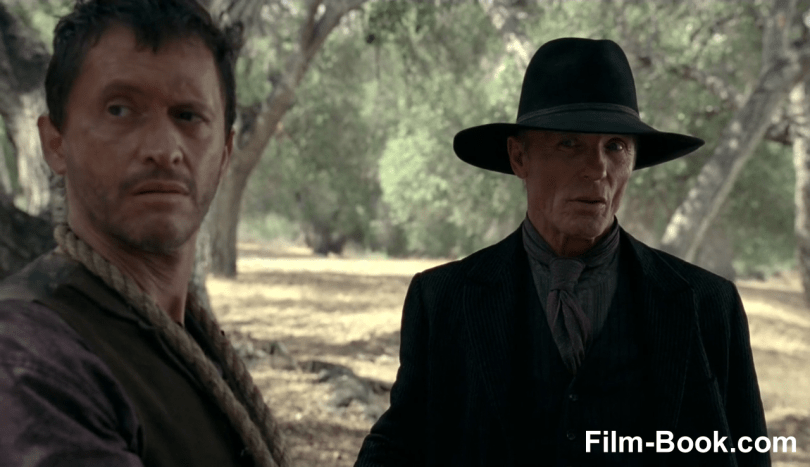 Clifton Collins Jr. Ed Harris James Marsden Westworld Contrapasso