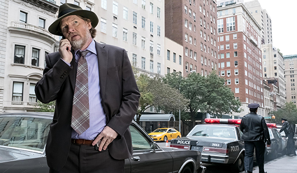 Donal Logue Gotham The Executioner