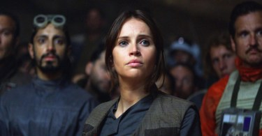 Felicity Jones Riz Ahmed Rogue One: A Star Wars