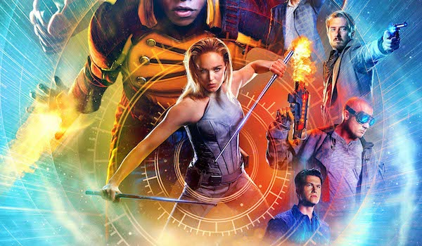 Legends of Tomorrow Season Two