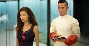 Leonardo Nam Thandie Newton Westworld The Adversary