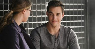 Melissa Benoist Chris Wood Crossfire Supergirl