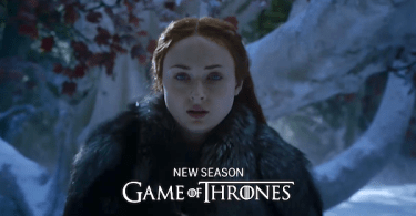 Sophie Turner Game of Thrones: Season 7