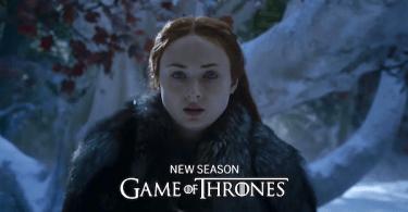 Sophie Turner Game of Thrones: Season 7