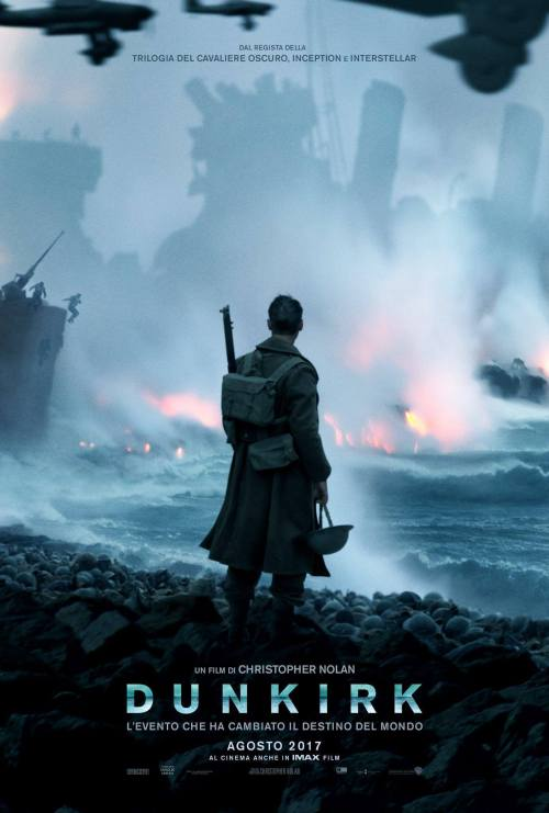 Dunkirk Movie Poster 1