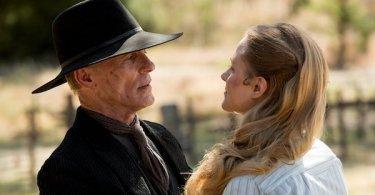 Evan Rachel Wood Ed Harris Westworld The Bicameral Mind