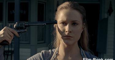 Evan Rachel Wood Gun to Head Westworld The Bicameral Mind