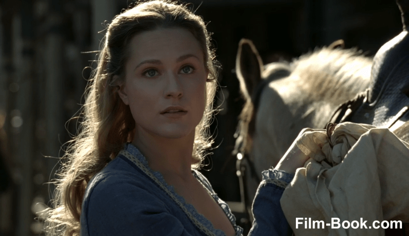 Evan Rachel Wood Westworld The Bicameral Mind