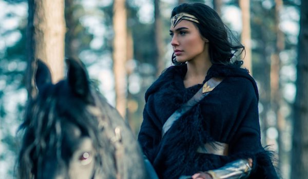 Gal Gadot Wonder Woman Still