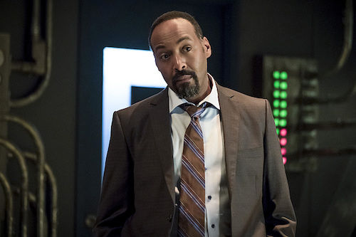 Jesse L. Martin The Present The Flash