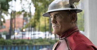 John Wesley Shipp The Present The Flash