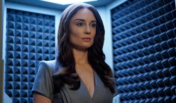 Mallory Jansen Agents Of Shield