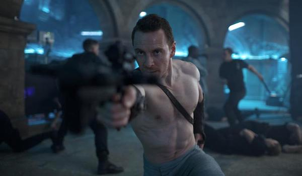 Michael Fassbender Assassin's Creed