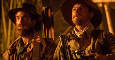 Robert Pattinson Charlie Hunnam The Lost City of Z