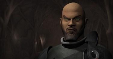 Saw Gerrera Star Wars: Rebels