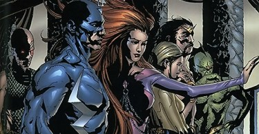 The Inhumans Comic