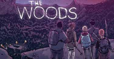 The Woods Comic