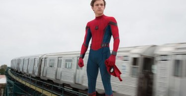 Tom Holland Spider-Man: Homecoming