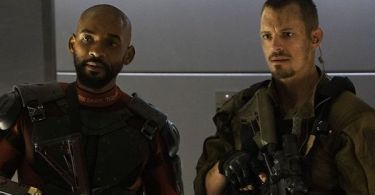 Will Smith Joel Kinnaman Suicide Squad
