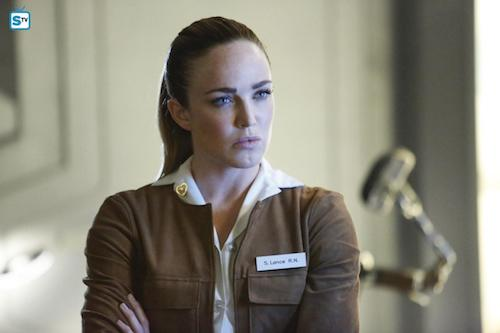 Caity Lotz Raiders of the Lost Art Legends of Tomorrow