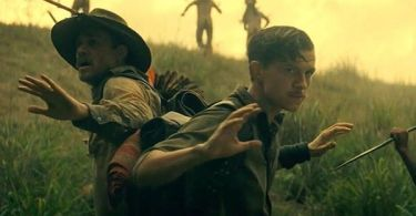 Charlie Hunnam Tom Holland The Lost City of Z