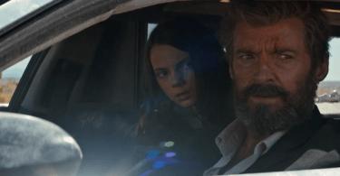 Dafne Keen Hugh Jackman Logan Trailer