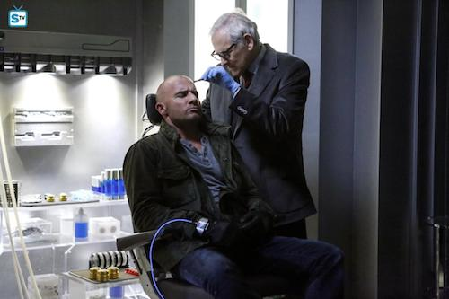 Dominic Purcell Victor Garber Raiders of the Lost Art Legends of Tomorrow