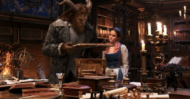 Emma Watson Dan Stevens Beauty and the Beast