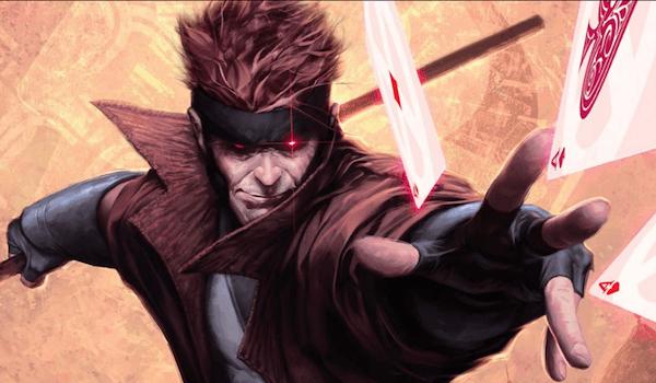 Gambit Marvel Comics