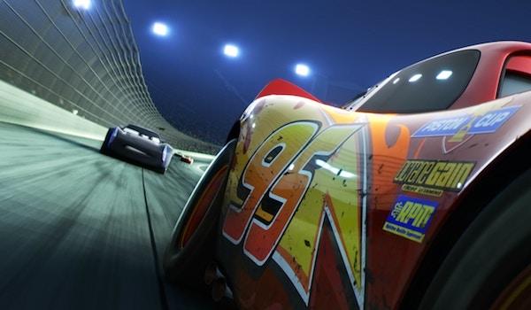 Jackson Storm Lightning McQueen Cars 3
