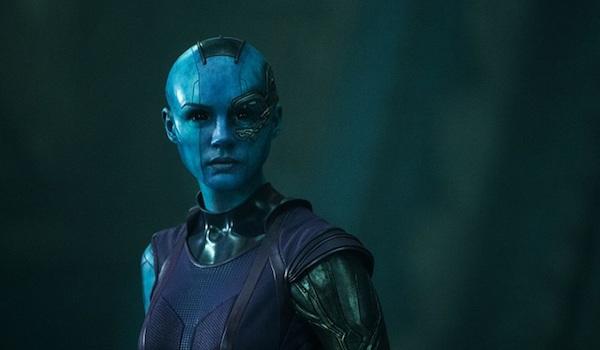 Karen Gillan Nebula