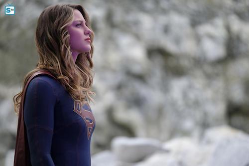 Melissa Benoist Supergirl Lives Supergirl