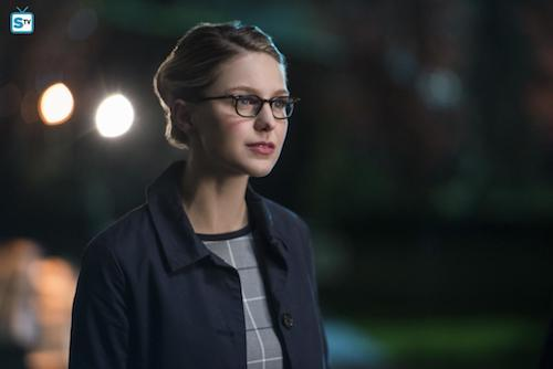 Melissa Benoist We Can Be Heroes Supergirl